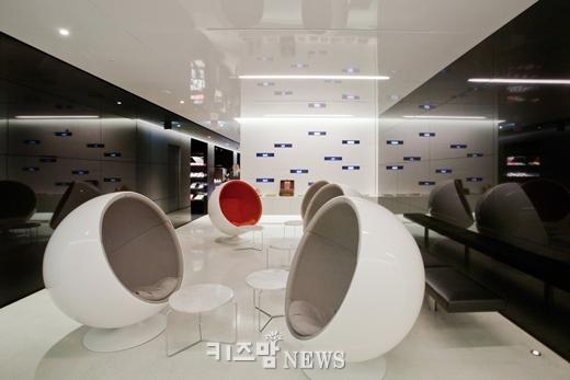현대카드 에어라운지, 인테리어 디자인 부문 賞 수상  Kizmom 뉴스